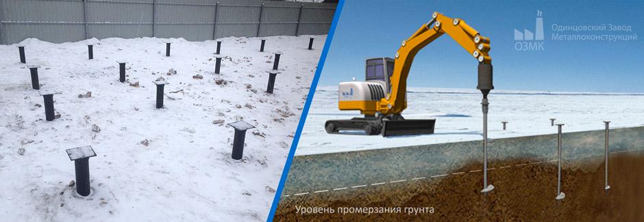 Расчет прочности ленточного фундамента Одинцовский район